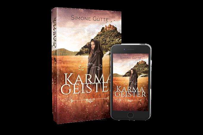 Karmageister Roman von Simone Gütte