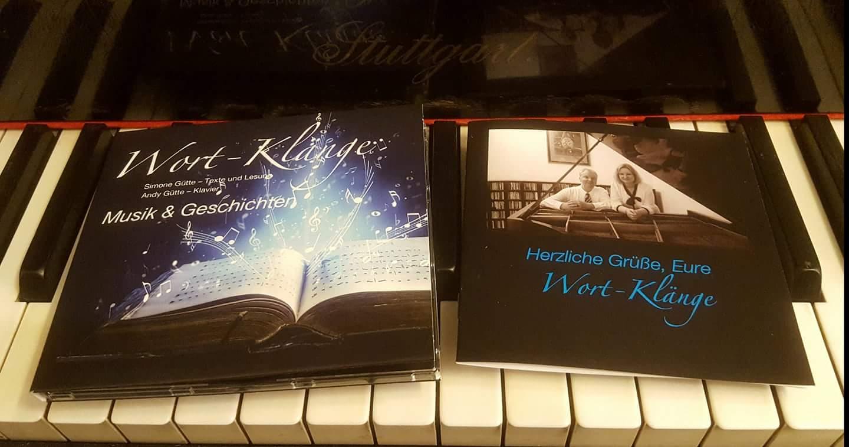 Unsere WORT-KLÄNGE CD