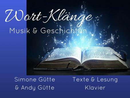 WORT-KLÄNGE Musik & Geschichten
