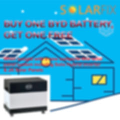 BYD battery offer