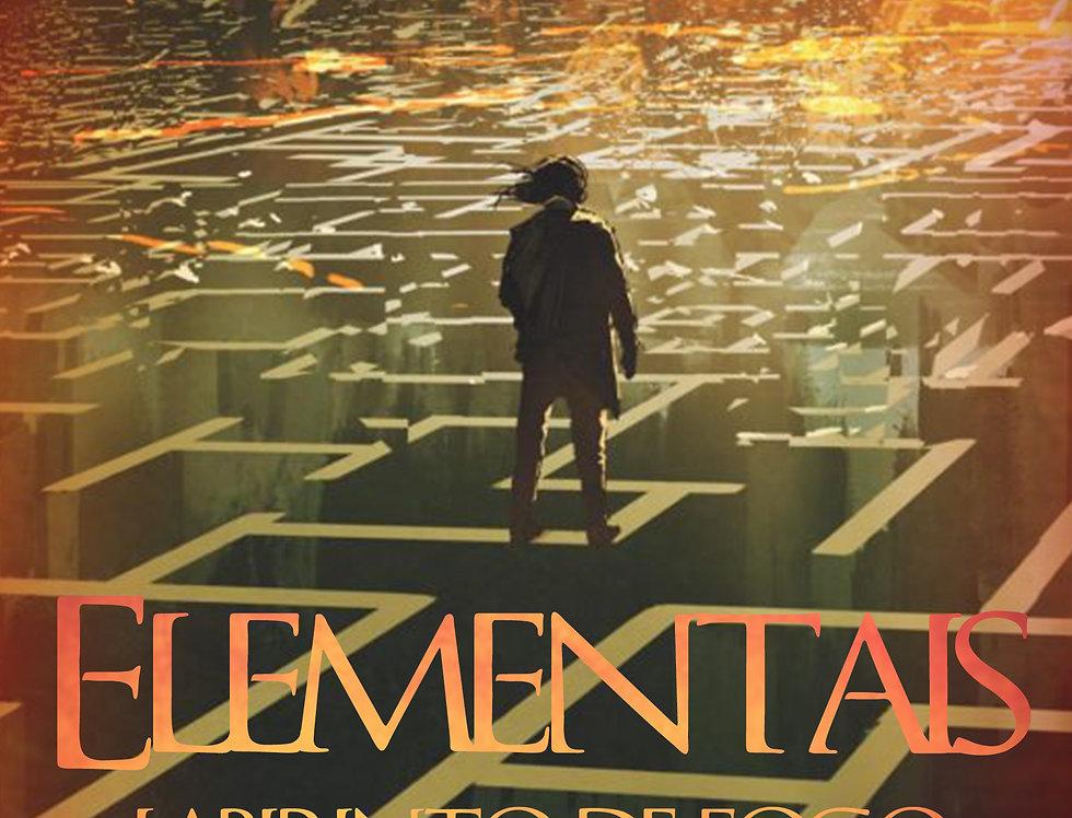 Elementais: Labirinto de Fogo