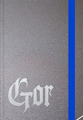 Sketchbook Gor - O Corvo Negro