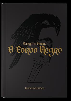 Trilogia das Plumas: O Corvo Negro