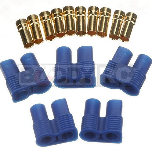 Female EC3 Connectors (battery side, 5 pieces)