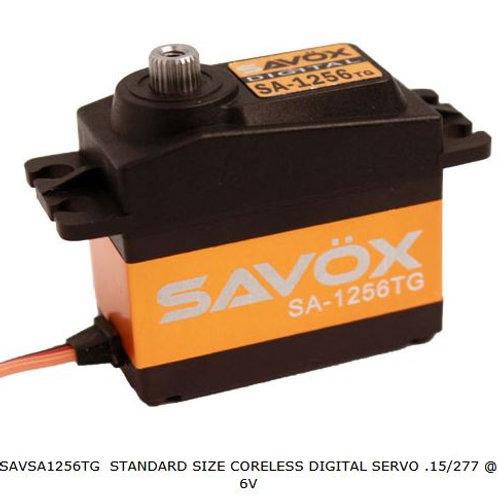 Savox SA-1256TG servo