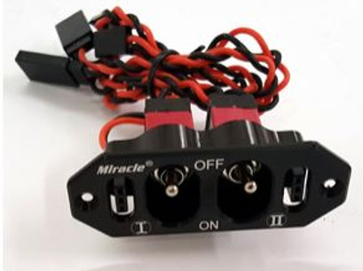 Miracle Dual-Switch No Fuel Dot (Black)