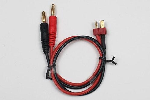 T-Plug Charge Lead (Deans compatible)