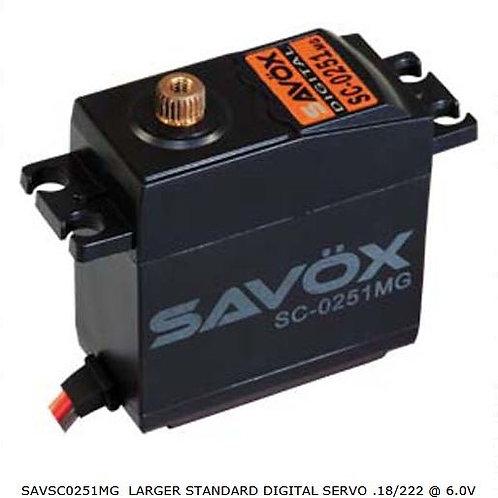 Savox SC0251MG