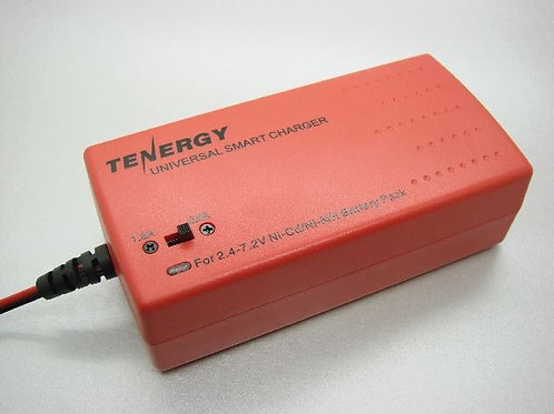 NiMH/Nicad Peak Charger 2-6 cell (2.4-7.2v), 115-240vac input