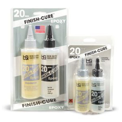 Finish-Cure™ Epoxy 4.5 oz. - 20 minute