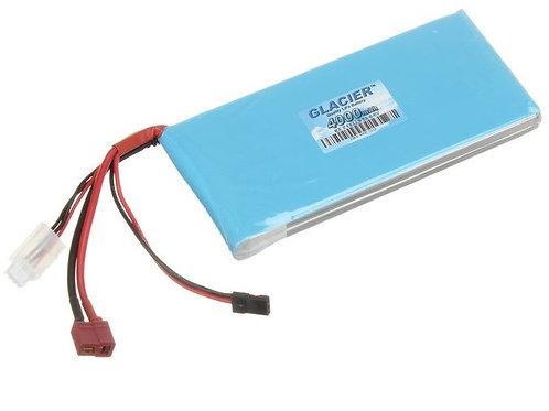 Glacier 4000mAh 2S 6.6V LiFe Receiver Battery