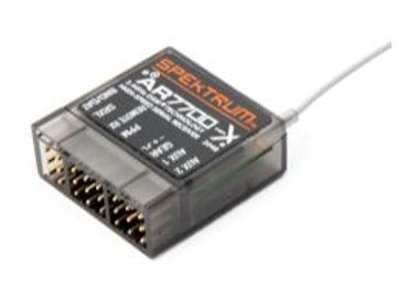 AR7700 Serial Receiver with PPM/SRXL/Remote Receiver Output (SPMAR7700)
