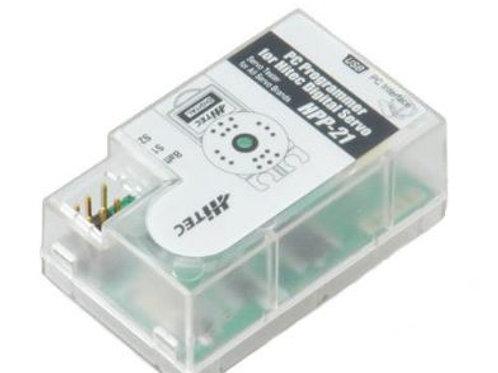 Hitec HPP-21 PC Programmer for Digital Servos