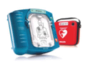 HeartStart HS1 AED M5068A Home+RedCase l