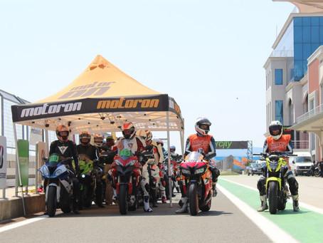 Intercity İstanbul Park Pisti'nden California Superbike School Geçti!