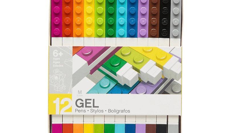 LEGO gel pens