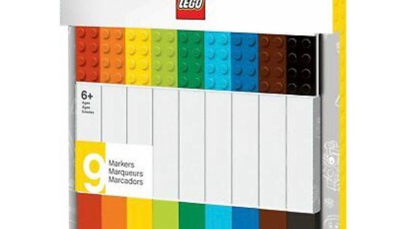 LEGO marker pens