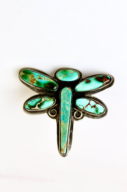 DRAGONFLY ROYSTON TURQUOISE RING
