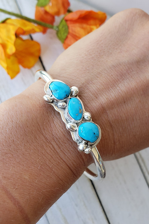 VILLAGROVE MINE TURQUOISE BRACELET BY CRISTENSEN