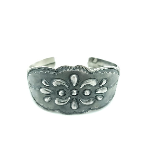OLD PAWN CONCO STYLE CUFF BRACELET
