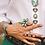 Thumbnail: DRAGONFLY ROYSTON TURQUOISE RING