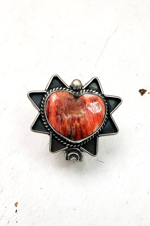 HEART RING SPINY OYSTER