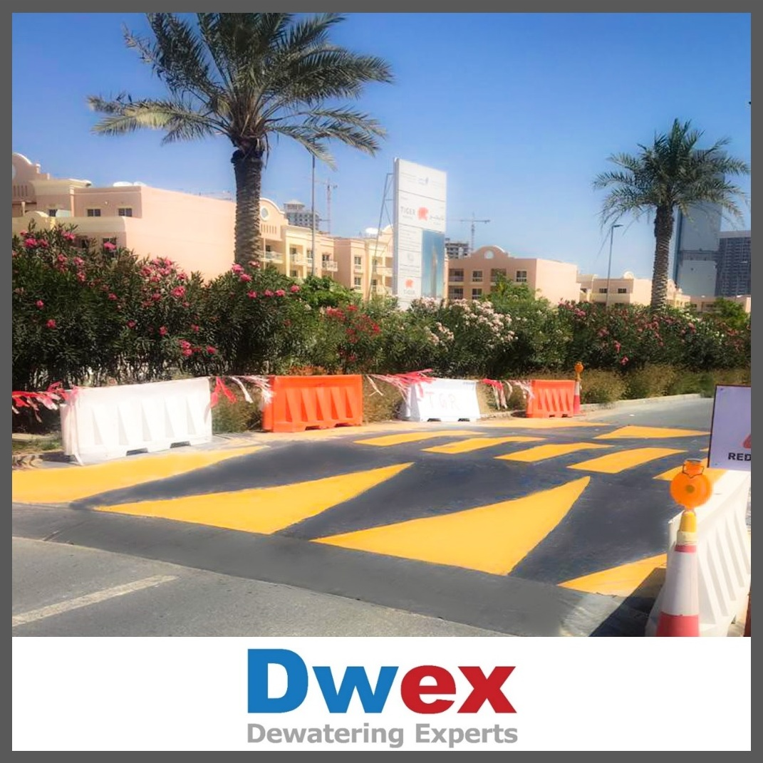 Dwex Dewatering | Dewatering RTA Safety Ramp | Dewatering For Companies in UAE, Dubai, AbuDhabi, RAK