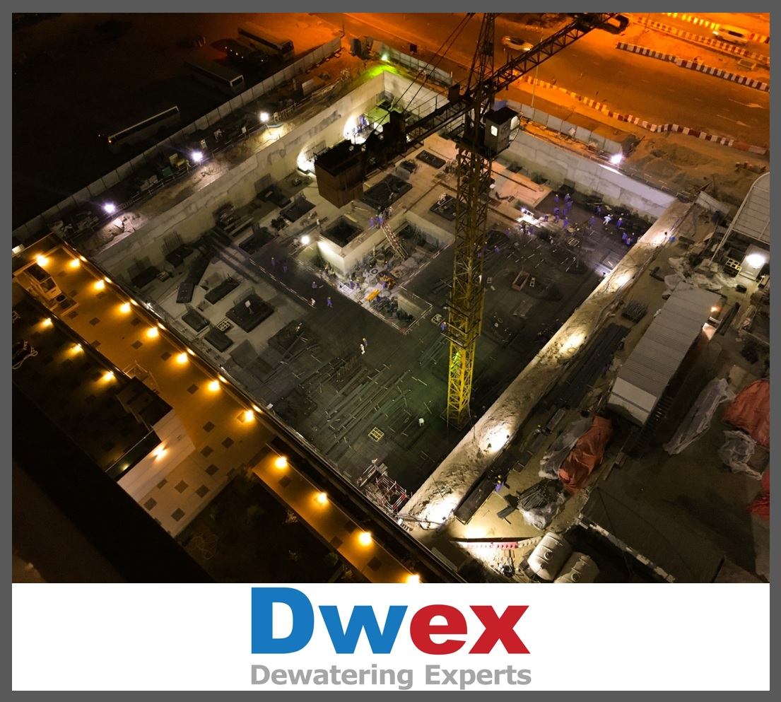 Dwex Dewatering | Deep Well Dewatering | Dewatering For Companies in UAE, Dubai, Abu Dhabi, Sharjah