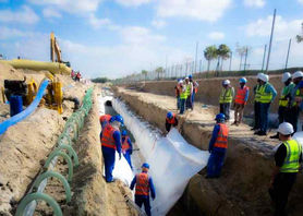 Dwex | Dewatering Experts | Wellpoint Dewatering System