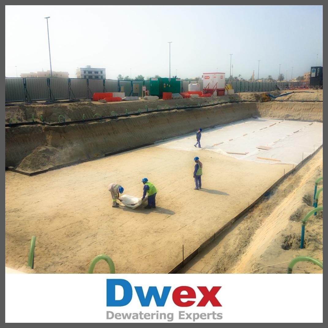Dwex Dewatering | Wellpoint Dewatering | Dewatering For Companies in UAE Dubai | AbuDhabi | Fujairah