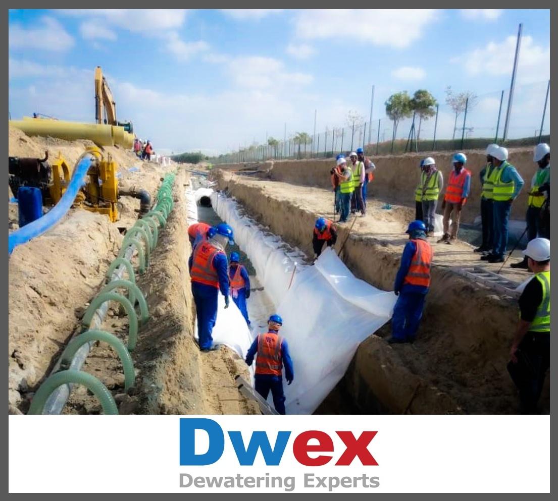 Dwex Dewatering | Wellpoint Dewatering | Dewatering For Companies in UAE, Dubai | AbuDhabi | Bahrain