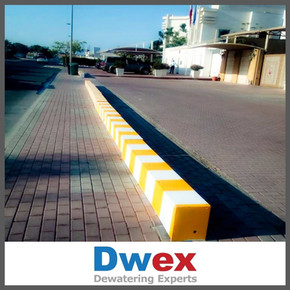 Dewatering Line Protection