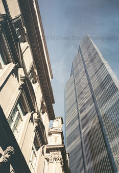 Towering Above