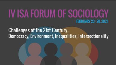 IV ISA Forum of Sociology