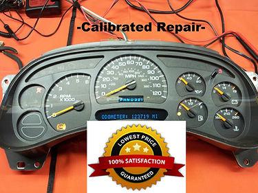 Calibrated Repair