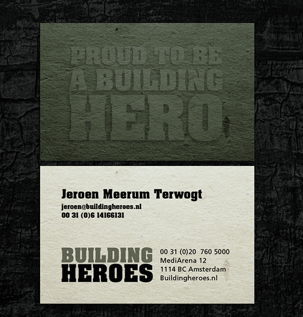 Building Heroes