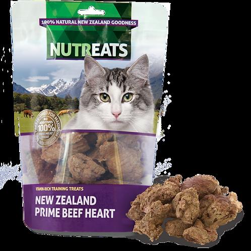 Nutreats Beef Heart Premium Cat Treats 50g