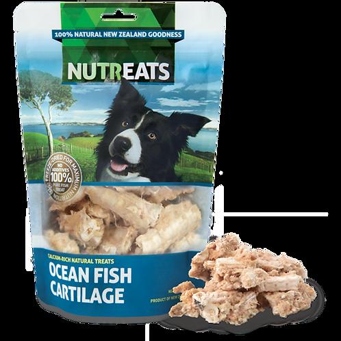Nutreats New Zealand Ocean Fish Cartilage Premium Dog Treats 50g