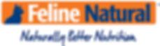 Feline Natural logo vector w blue NBN 70