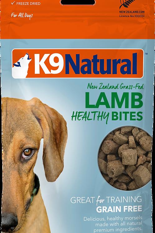 K9 Natural Lamb Healthy Bites Dog Treats 50g