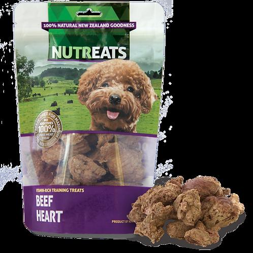 Nutreats Beef Heart Premium Dog Treats 50g