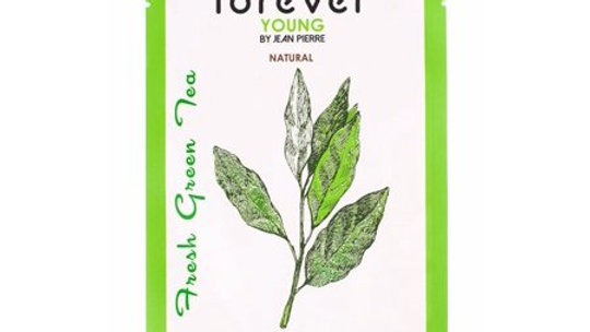 Forever Young by Jean Pierre Fresh Green Tea Mask