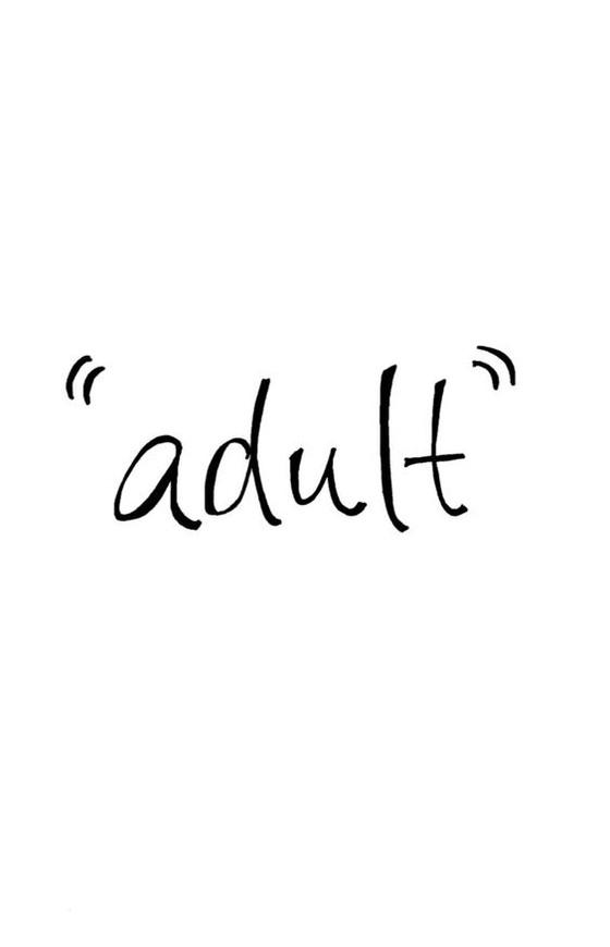 Q:Adulting?