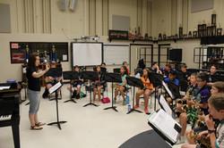 Nicki with Emerald Ensemble