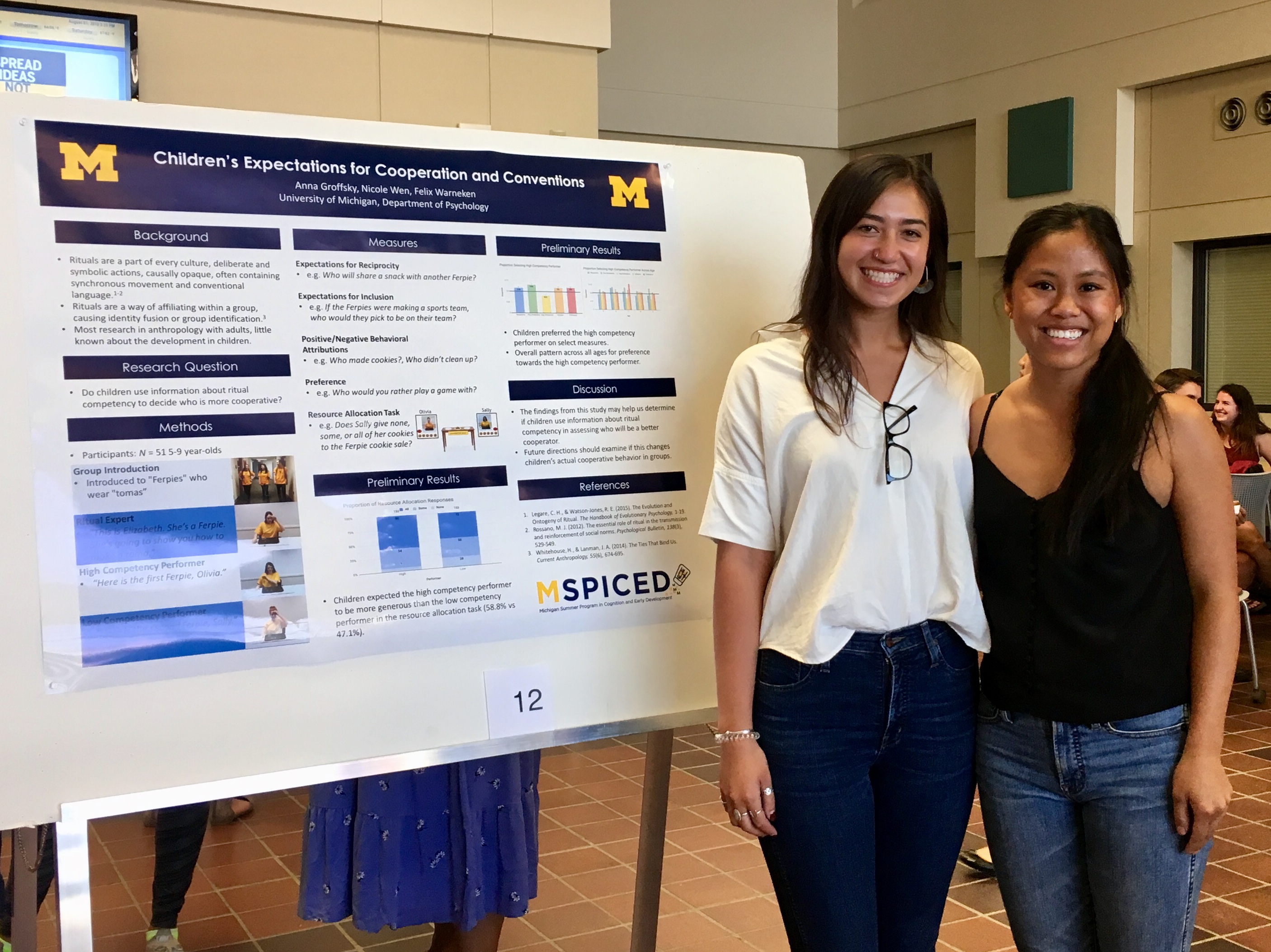 MSPICED Poster Symposium, 2019