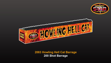 2083 Howling Hell Cat £7.99