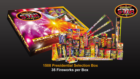 1508 Presidential Selection Box £59.99