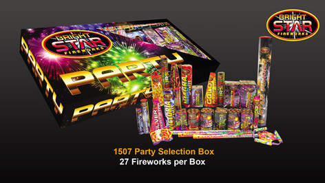 1507 Party Selection Box £32.99