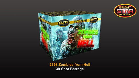 2398 Zombies from Hell £29.99