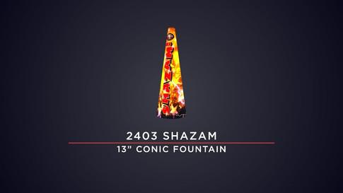 2403 Shazam £12.99